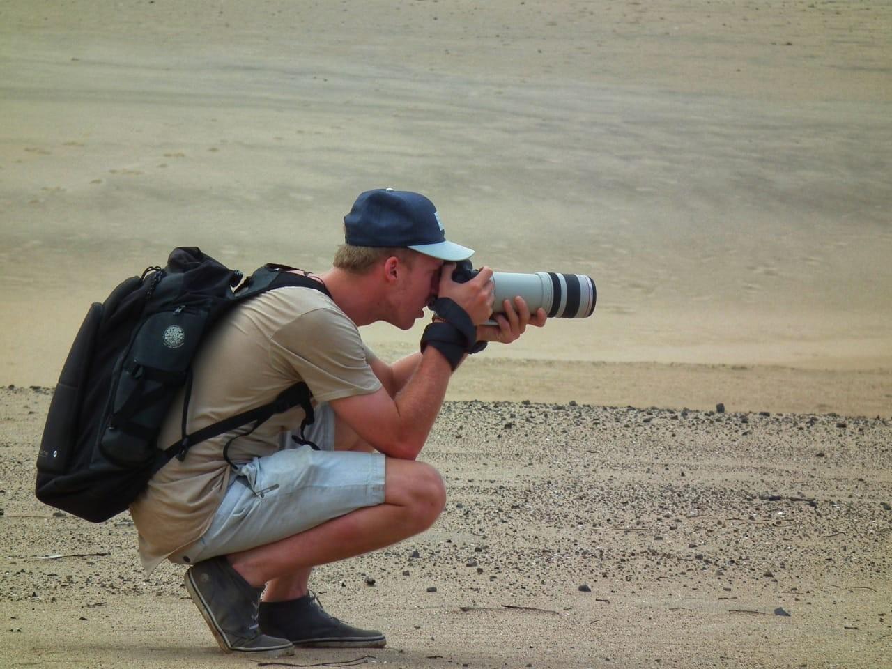 FGASA 1 student photographer